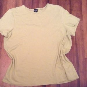 Eileen Fisher Woman basic tee shirt top 2X